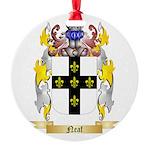 Neaf Round Ornament