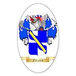 Nazzaro Sticker (Oval 50 pk)