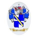 Nazzari Oval Ornament