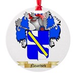 Nazartsev Round Ornament