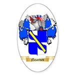 Nazartsev Sticker (Oval 10 pk)