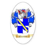 Nazartsev Sticker (Oval 50 pk)