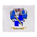 Nazartsev Throw Blanket