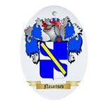 Nazartsev Oval Ornament