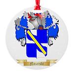 Nazarski Round Ornament