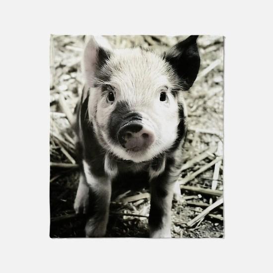 Unique Pork Throw Blanket