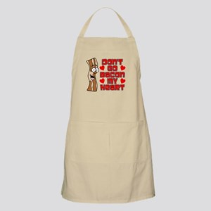 Don't Go Bacon My Heart Apron