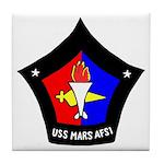USS Mars (AFS 1) Tile Coaster