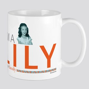 Modern Family I'm a Lily Mug