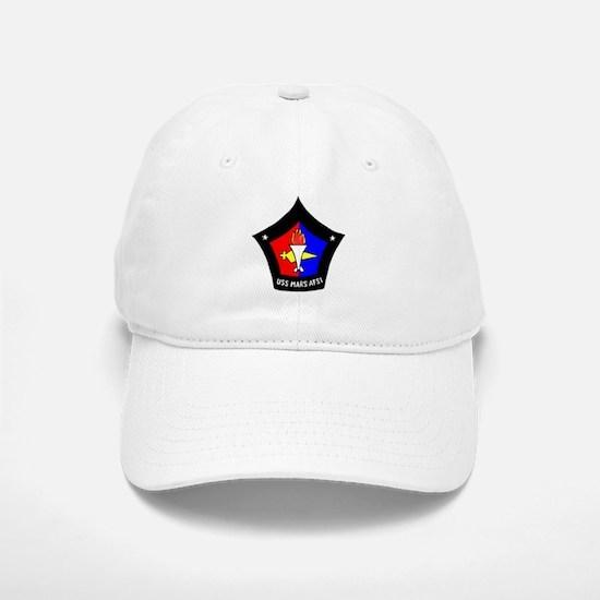 USS Mars (AFS 1) Baseball Baseball Cap