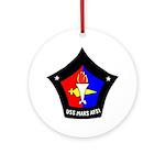 USS Mars (AFS 1) Ornament (Round)