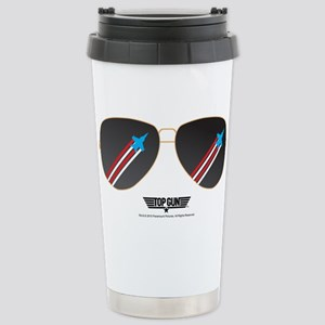 Top Gun - Aviators Stainless Steel Travel Mug