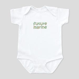 future marine - Infant Bodysuit