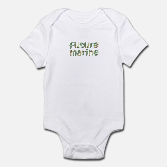 future marine - Infant Bodysuit
