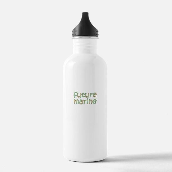 future marine - Water Bottle