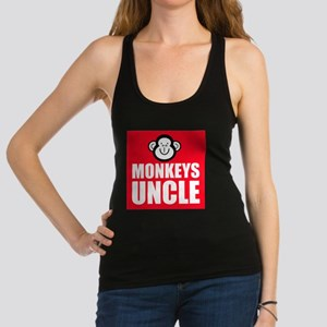 Monkeys Uncle Racerback Tank Top