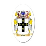 Nave 20x12 Oval Wall Decal