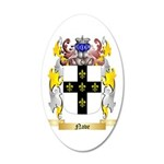 Nave 35x21 Oval Wall Decal