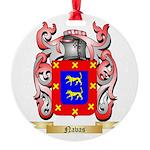 Navas Round Ornament