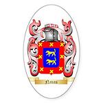 Navas Sticker (Oval)