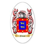 Navas Sticker (Oval 50 pk)