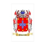 Navarrete Sticker (Rectangle 50 pk)