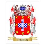 Navarrete Small Poster