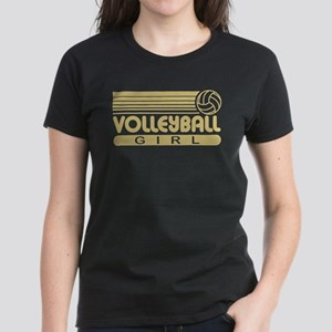Volleyball Girl Women's Dark T-Shirt