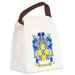 Nava Canvas Lunch Bag