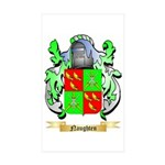 Naughten Sticker (Rectangle 10 pk)