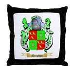 Naughten Throw Pillow