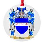 Nason Round Ornament