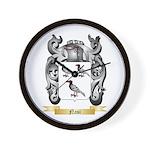 Nasi Wall Clock