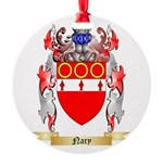 Nary Round Ornament