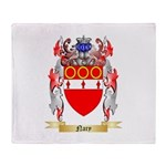 Nary Throw Blanket