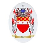 Nary Oval Ornament