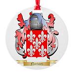 Narvaez Round Ornament