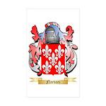 Narvaez Sticker (Rectangle 50 pk)