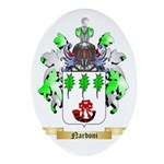 Nardoni Oval Ornament