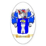 Nardone Sticker (Oval)