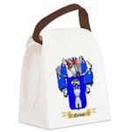 Nardone Canvas Lunch Bag