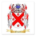 Napper Square Car Magnet 3