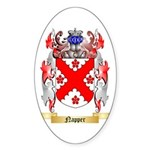 Napper Sticker (Oval 10 pk)