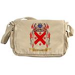 Napper Messenger Bag