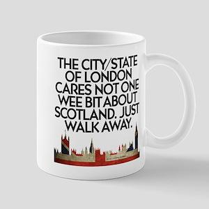 Walk Away Mug
