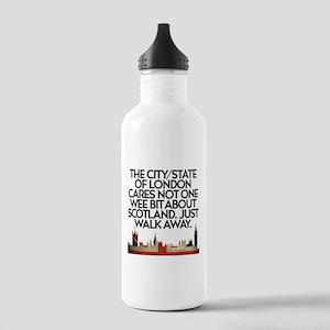 Walk Away Stainless Water Bottle 1.0L