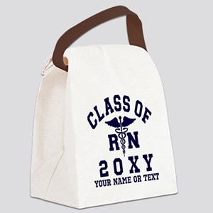 Class of 20?? Nursing (RN) Canvas Lunch Bag