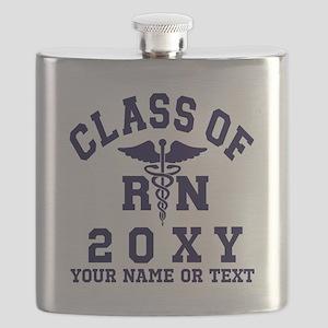 Class of 20?? Nursing (RN) Flask