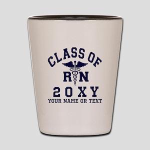 Class of 20?? Nursing (RN) Shot Glass