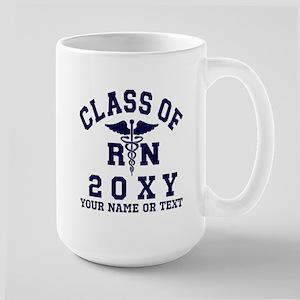 Class of 20?? Nursing (RN) Mugs